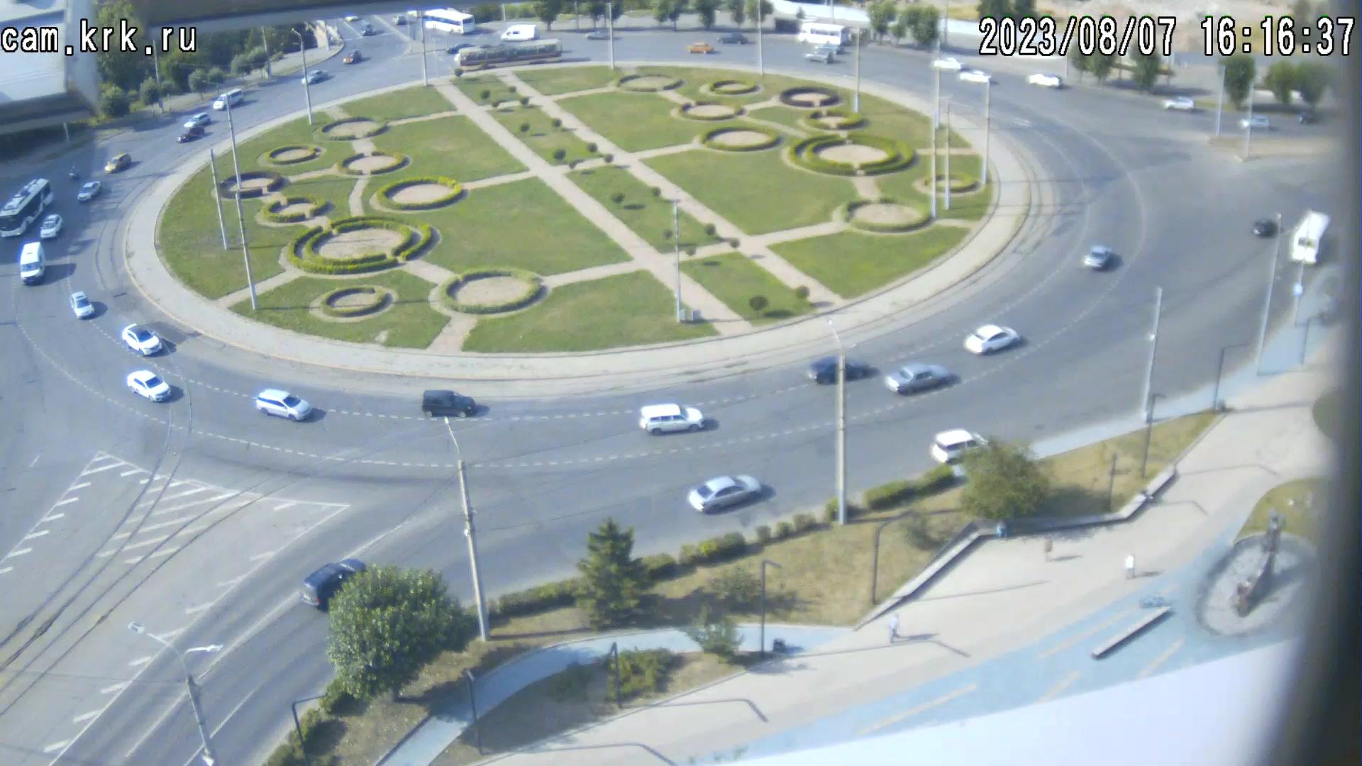 Веб камера Красноярск Арбат